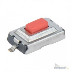 Chave Tactil 3x6x2,5mm Smd